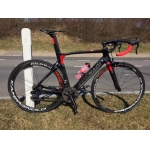 Aero Carbonrennrad, Super Record EPS